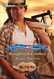 Roughneck Cowboy (Mills & Boon Love Inspired) (American Romance's Men of the West, Book 2)