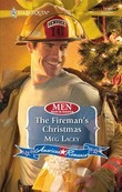 The Fireman's Christmas (Mills & Boon Love Inspired) (Men Made in America, Book 61)