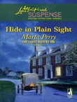 Hide in Plain Sight (Mills & Boon Love Inspired) (The Three Sisters Inn, Book 1)