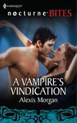 A Vampire's Vindication (Mills & Boon Nocturne Bites)