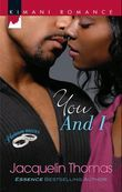 You and I (Mills & Boon Kimani) (Platinum Brides, Book 2)