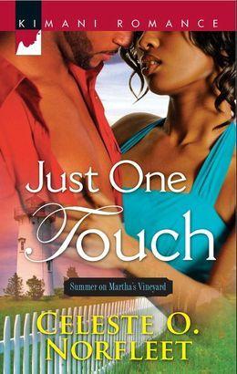 Just One Touch (Mills & Boon Kimani) (Summer on Martha's Vineyard, Book 1)