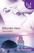 Billionaire Heirs: The Kyriakos Virgin Bride / The Apollonides Mistress Scandal / The Desert Bride of Al Zayed (Mills & Boon By Request) (Billionaire Heirs, Book 1)