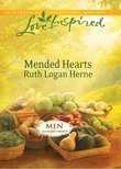 Mended Hearts (Mills & Boon Love Inspired) (Men of Allegany County, Book 3)