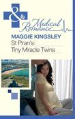 St Piran's: Tiny Miracle Twins (Mills & Boon Medical) (St Piran's Hospital, Book 7)