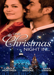 One Christmas Night In...: A Night in the Palace / A Christmas Night to Remember / Texas Tycoon's Christmas Fiancée (Mills & Boon M&B)