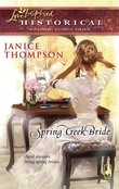 Spring Creek Bride (Mills & Boon Historical)