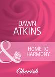 Home to Harmony (Mills & Boon Cherish)