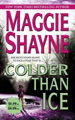 Colder Than Ice (Mills & Boon M&B)