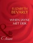 When Jayne Met Erik (Mills & Boon Desire) (20 Amber Court, Book 1)