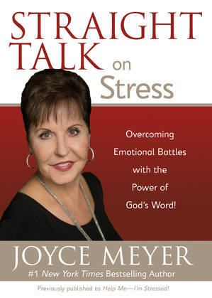 Straight Talk on Stress: Overcoming Emotional Battles with the Power of God's Word!