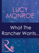 What the Rancher Wants... (Mills & Boon Modern)