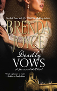 Deadly Vows (Mills & Boon M&B) (A Francesca Cahill Novel, Book 3)