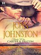 Hawk's Way: Carter & Falcon: The Cowboy Takes A Wife / The Unforgiving Bride (Mills & Boon M&B) (Hawk's Way, Book 4)