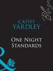 One Night Standards (Mills & Boon Blaze)