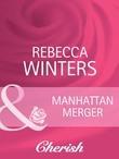 Manhattan Merger (Mills & Boon Cherish)