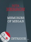 Memories of Megan (Mills & Boon Intrigue) (Nighthawk Island, Book 2)
