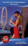 One Night with His Virgin Mistress (Mills & Boon Modern)