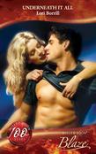 Underneath It All (Mills & Boon Blaze) (Million Dollar Secrets, Book 3)