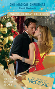 One Magical Christmas (Mills & Boon Medical)