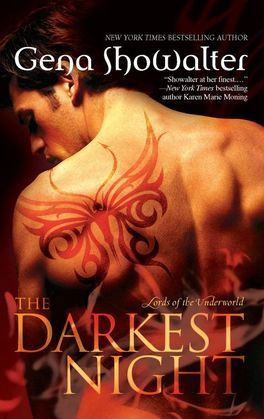 The Darkest Night (Lords of the Underworld, Book 1)