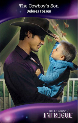 The Cowboy's Son (Mills & Boon Intrigue)