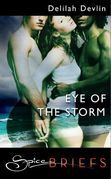Eye Of The Storm (Mills & Boon Spice Briefs)