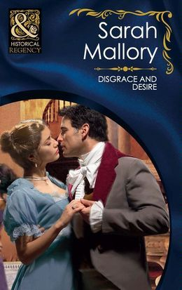 Disgrace and Desire (Mills & Boon Historical)