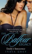 Emily's Innocence (The Balfour Legacy, Book 3)