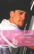 A Bravo's Honour (Mills & Boon Cherish) (Bravo Family Ties, Book 13)