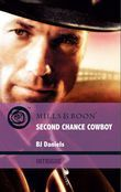 Second Chance Cowboy (Mills & Boon Intrigue) (Whitehorse, Montana, Book 6)