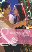 Vegas Pregnancy Surprise (Mills & Boon Romance) (Girls' Weekend in Vegas, Book 2)
