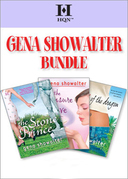 Gena Showalter Bundle: The Stone Prince / The Pleasure Slave / Heart of the Dragon (Mills & Boon e-Book Collections)