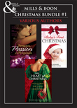 Christmas Trio A: The Billionaire's Christmas Gift / One Christmas Night in Venice / Snowbound with the Millionaire / The Christmas Twins / Santa Baby / A Handful Of Gold / The Season for Suitors / This Wicked Gift (Mills & Boon e-Book Collections)