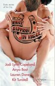 What Happens In Vegas...: Hot for You / Stripped / Red-Handed / The Deal (Mills & Boon Spice)