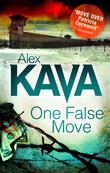 One False Move (Mills & Boon M&B)