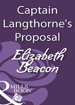 Captain Langthorne's Proposal (Mills & Boon Historical)