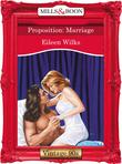 Proposition: Marriage (Mills & Boon Vintage Desire)