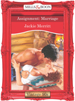 Assignment: Marriage (Mills & Boon Vintage Desire)