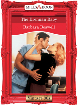 The Brennan Baby (Mills & Boon Vintage Desire)