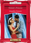 Nobody's Princess (Mills & Boon Vintage Desire)