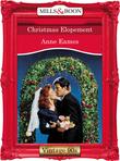 Christmas Elopement (Mills & Boon Vintage Desire)