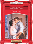 A Wife In Time (Mills & Boon Vintage Desire)