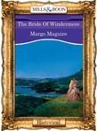 The Bride Of Windermere (Mills & Boon Vintage 90s Modern)