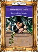 Strathmere's Bride (Mills & Boon Vintage 90s Modern)