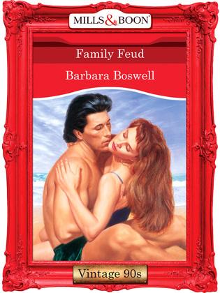 Family Feud (Mills & Boon Vintage Desire)