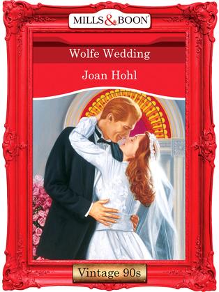 Wolfe Wedding (Mills & Boon Vintage Desire)