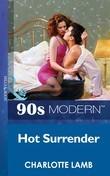 Hot Surrender (Mills & Boon Vintage 90s Modern)