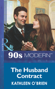 The Husband Contract (Mills & Boon Vintage 90s Modern)
