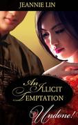 An Illicit Temptation (Mills & Boon Historical Undone)